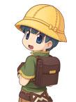 園児の帽子[1]]