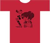 オリジナルTシャツ(4番男修羅Ver.)