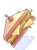 クリームサンドイッチ