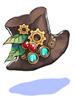 機械植物帽[1]